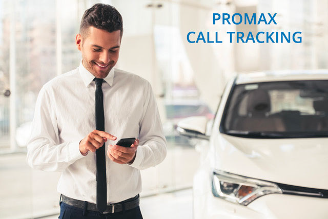 ProMax Call Tracking